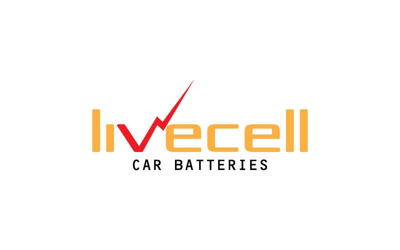 Car Batteries Logo Design