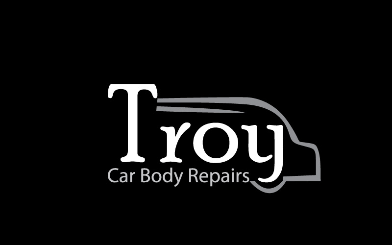 Car Body Repais Logo Design