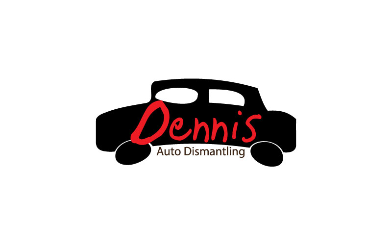Car Breakers & Dismantlers Logo Design