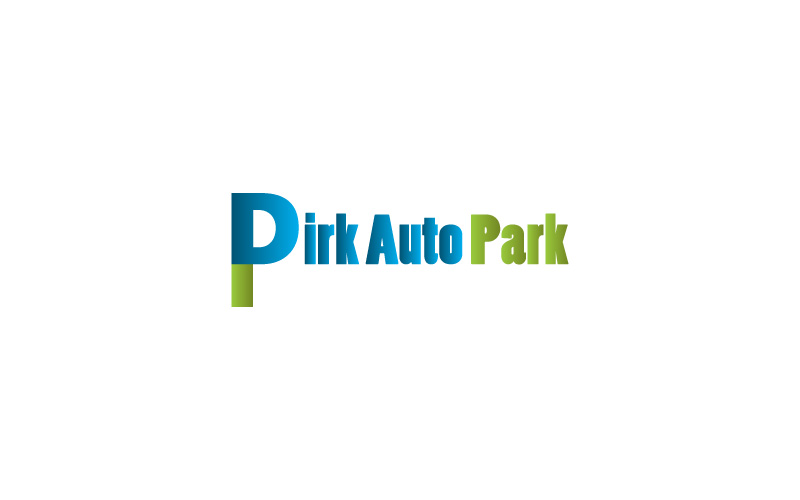 Car, Coach & Lorry Parks Logo Design