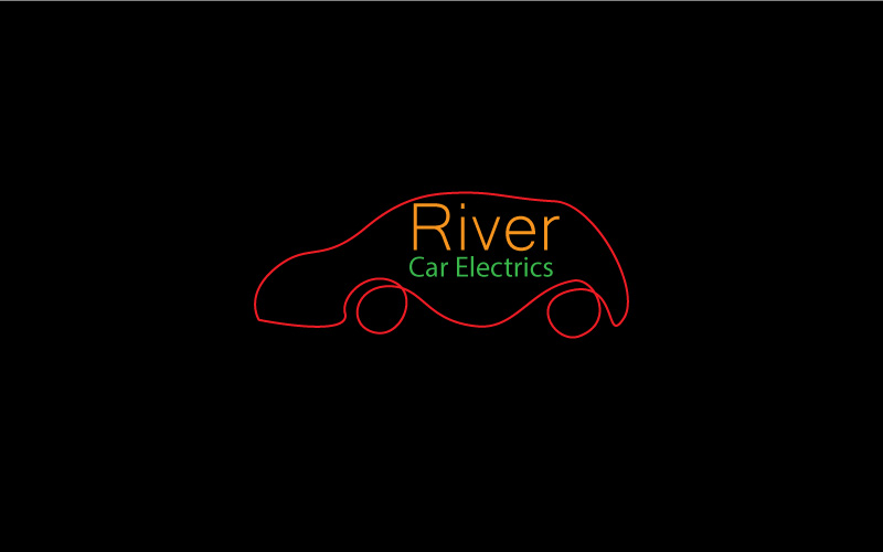 Car Electrics Logo Design