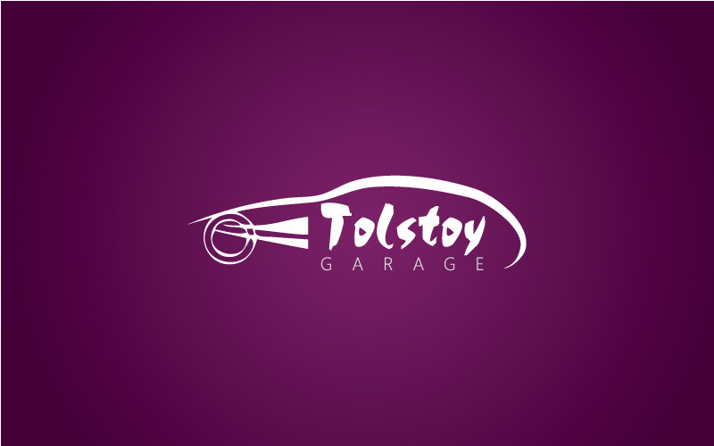 Car Garages Logo Design