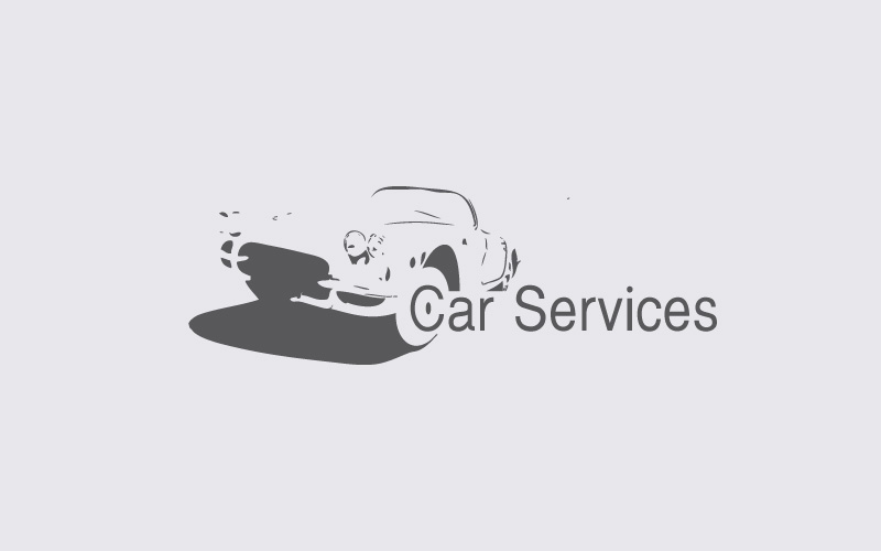 Car Servicing And Repairs Logo Design