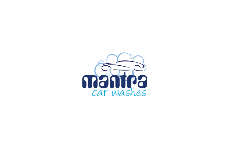 Car Washes Logo Design