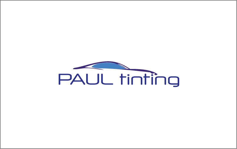 Car Window Tinting Logo Design