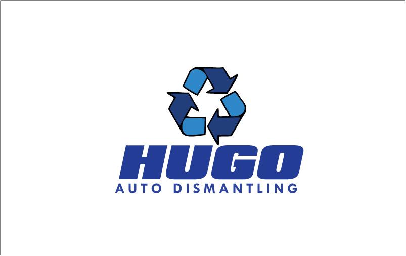 Car & Vehicle Dismantlers Logo Design