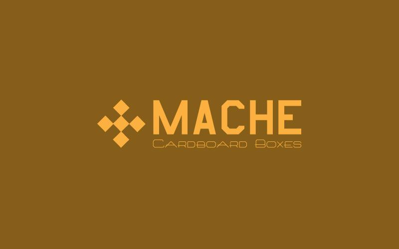 Cardboard Boxes Logo Design