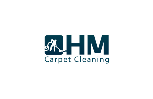 Carpet Cleaning Equipment Logo Design