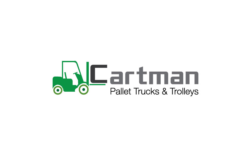 Pallet Trucks & Trolleys Logo Design