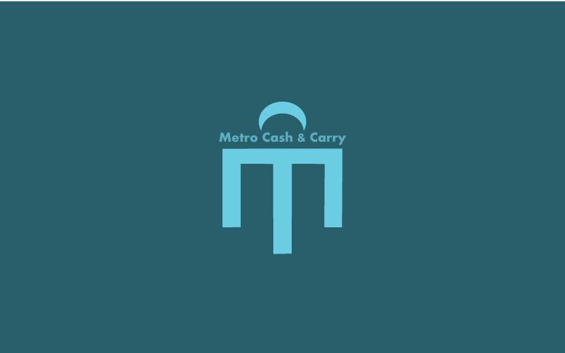 Cash & Carry Logo Design