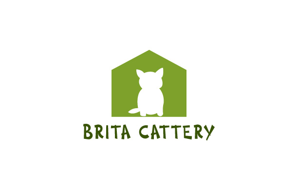 Catteries Logo Design