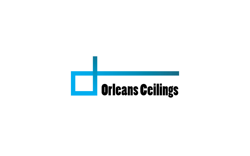 Ceiling Contractors Logo Design