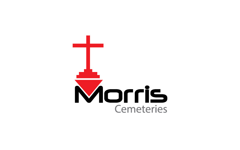 Cemeteries Logo Design