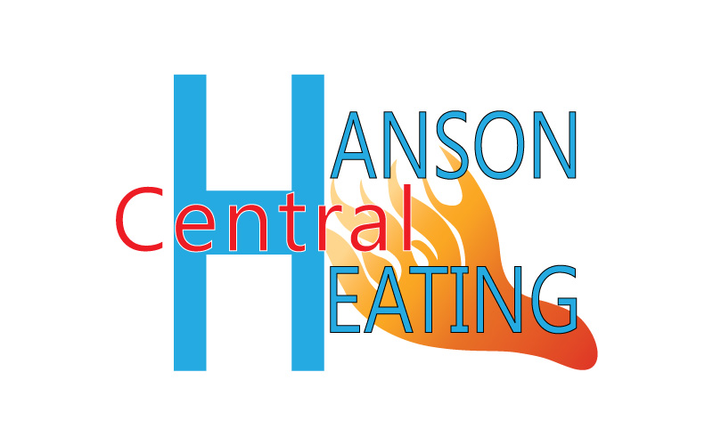 Central Heating Boiler Logo Design