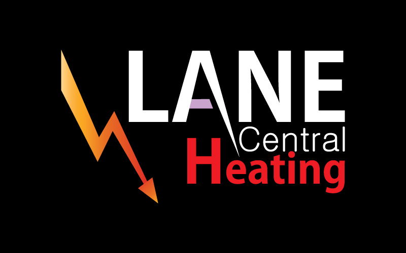 Central Heating Services Logo Design