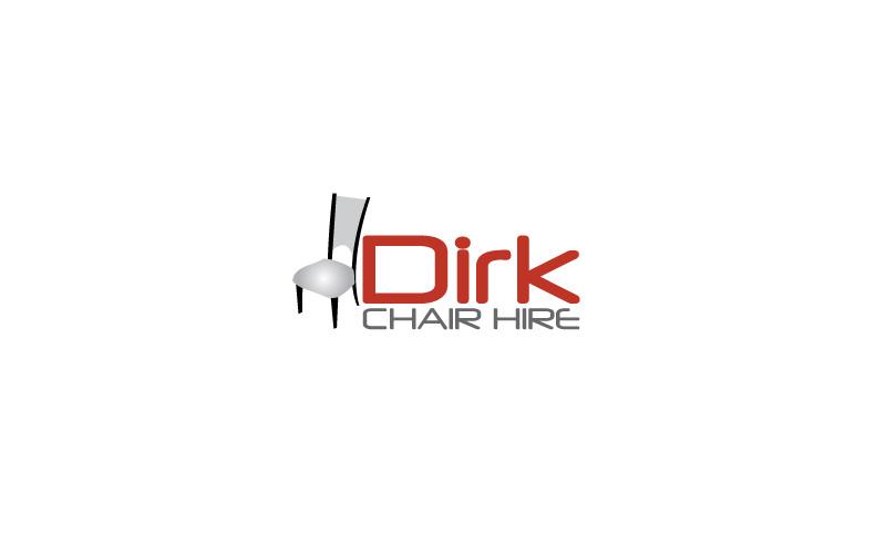 Chair Hire Logo Design