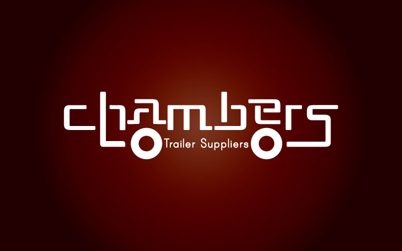 Trailer Suppliers Logo Design