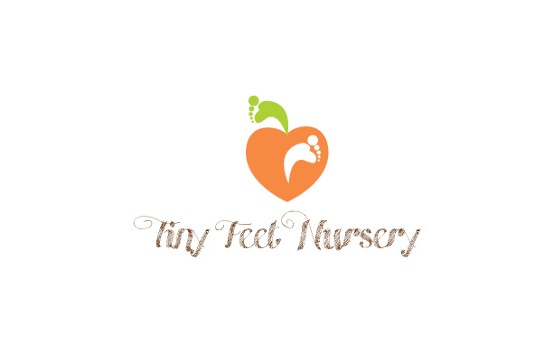 Childminders And Nurseries Logo Design