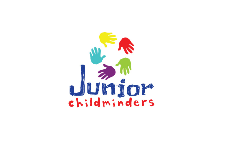 Childminders Logo Design