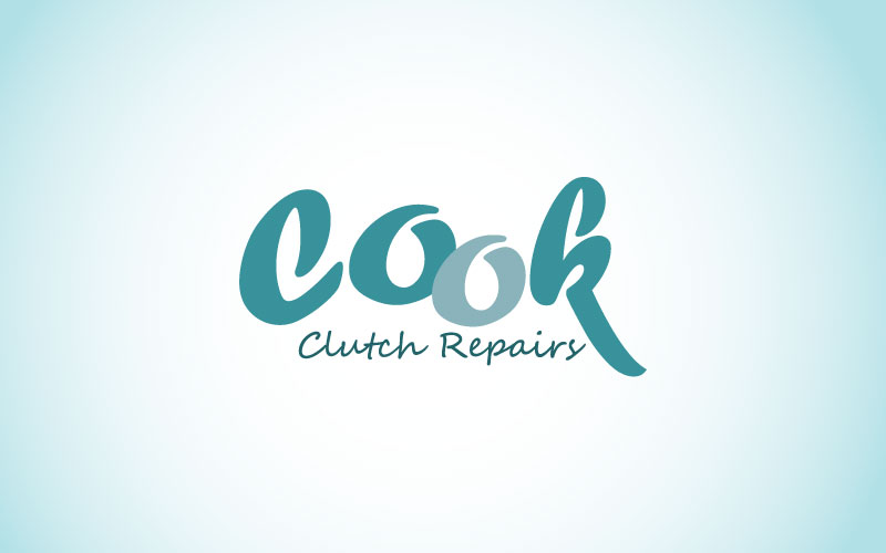 Clutch Repairs Logo Design