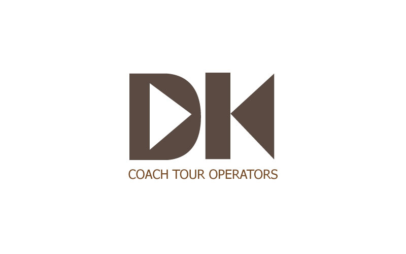 Coach Tour Operators Logo Design