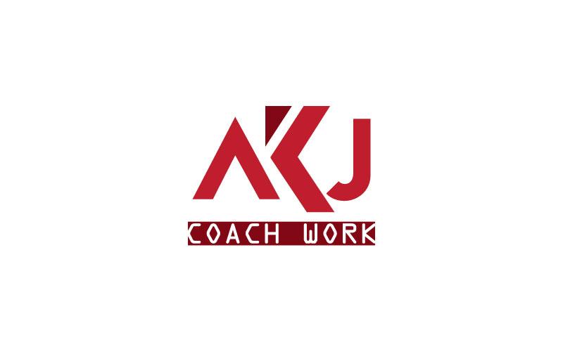 Coach Work Logo Design