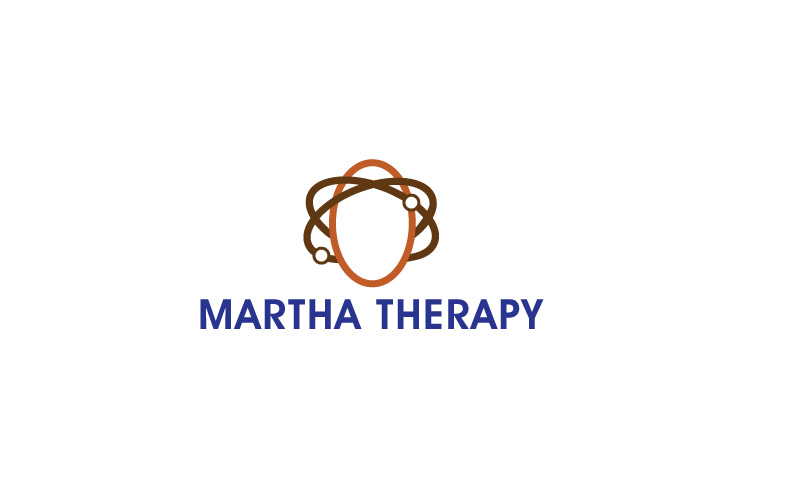 Cognitive Behavioural Therapist Logo Design