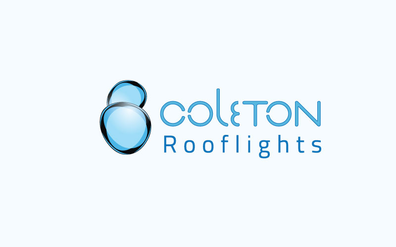Rooflights & Skylights Logo Design