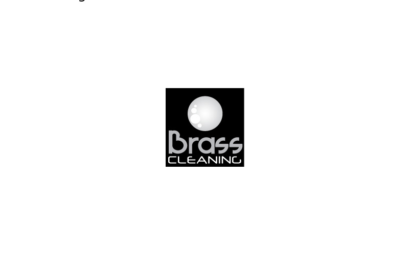 Commercial Cleaning Services Logo Design