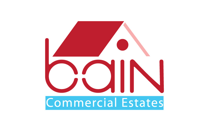 Commercial Estate Agents Logo Design