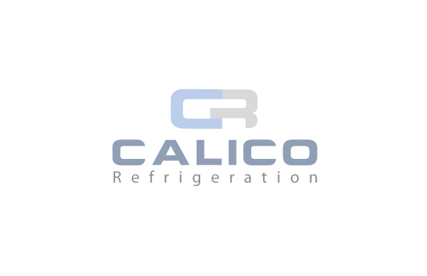 Commercial Refrigeration Equipment Logo Design