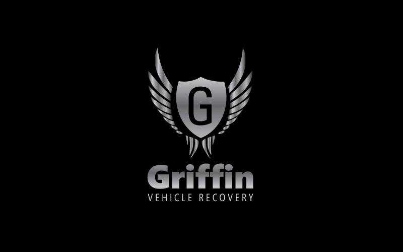 Commercial Vehicle Recovery Logo Design