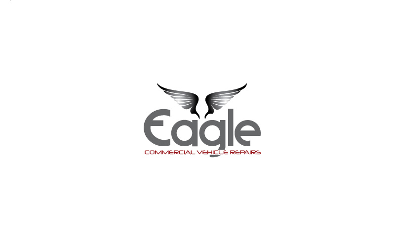 Commercial Vehicle Repairs Logo Design