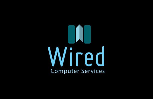 Computer Services Logo Design