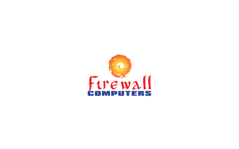 Computer Software Sales Logo Design