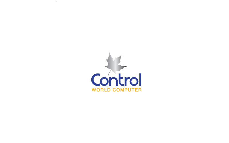 Computer & Internet Training Logo Design