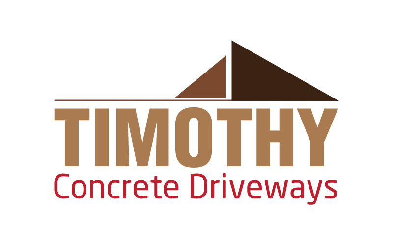 Concrete Driveways Logo Design