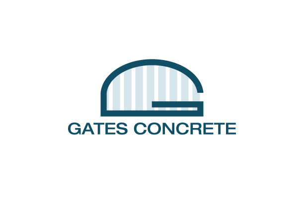 Concrete Logo Design