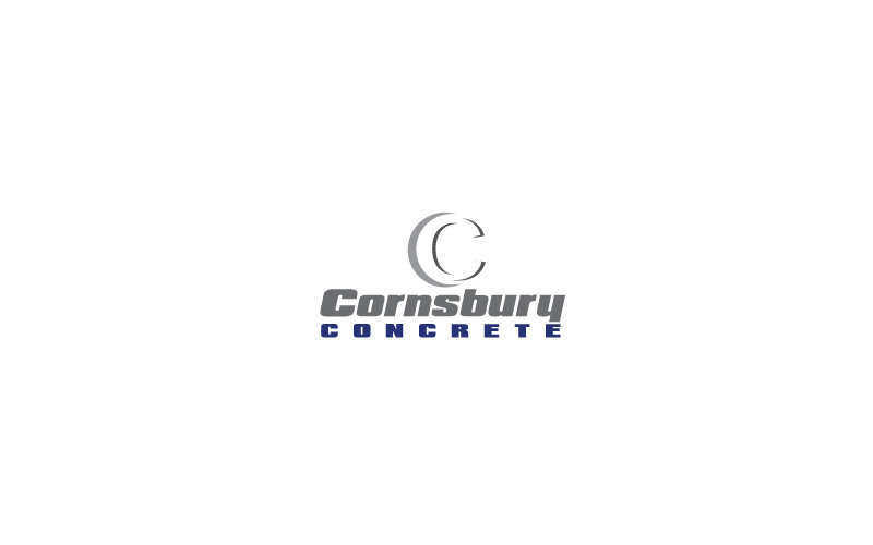 Concrete Products & Suppliers Logo Design