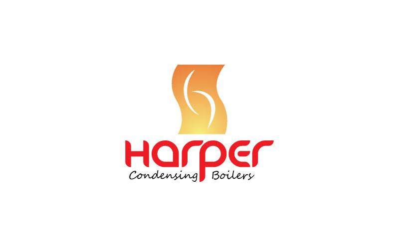 Condensing Boiler  Logo Design
