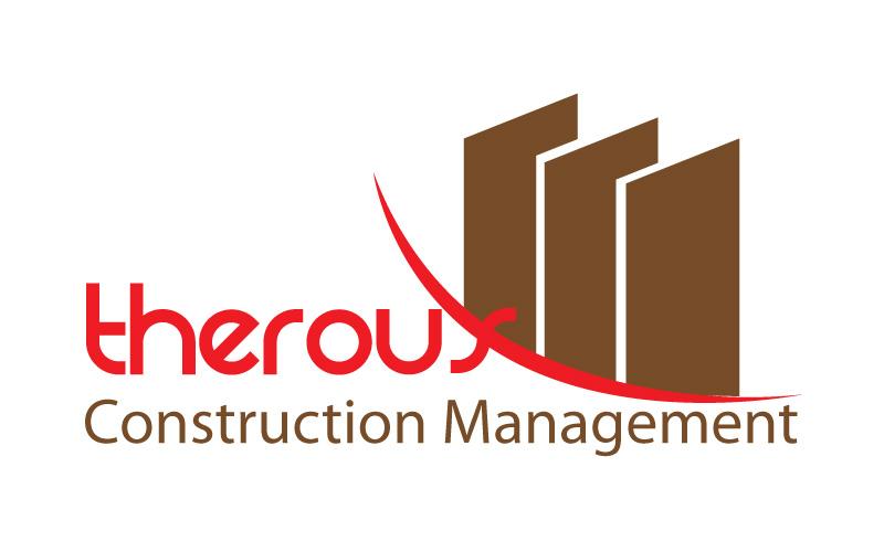 Construction Project Management Logo Design