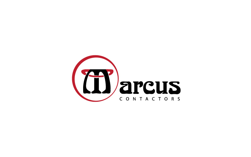 Contractors Logo Design