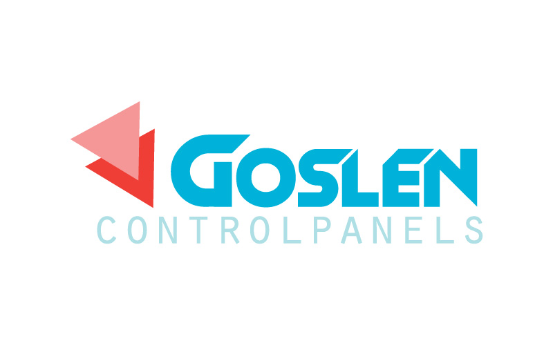 Control Panel Maufactures Logo Design