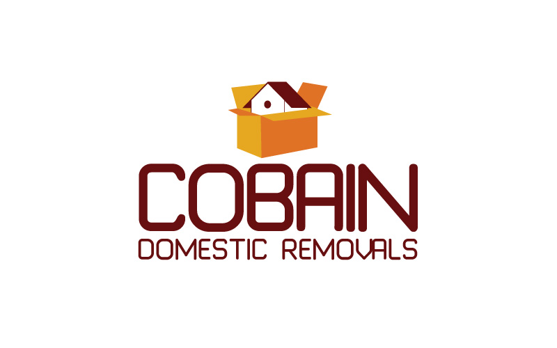 Domestic Removals & Storage Logo Design