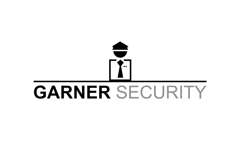 Door Security Supervisors Logo Design