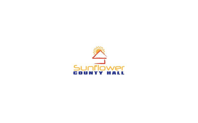 County Hall Logo Design