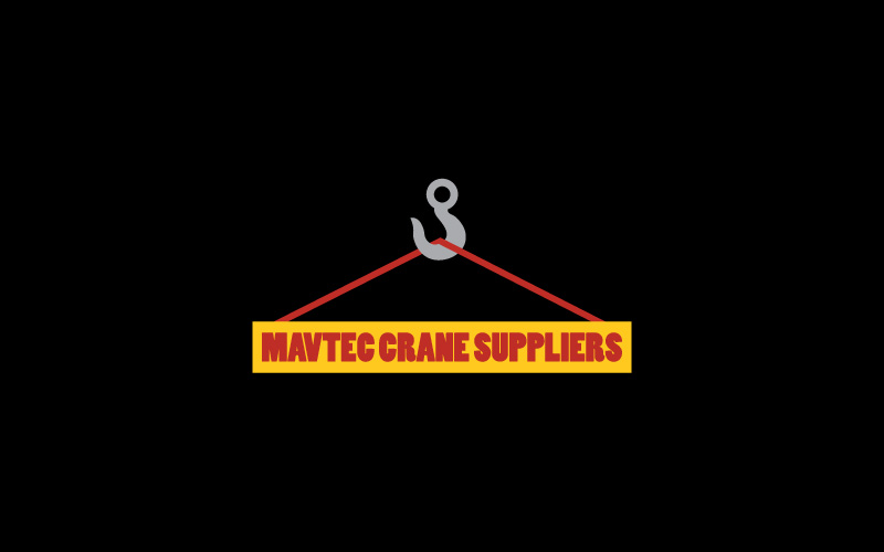 Crane Suppliers & Services Logo Design