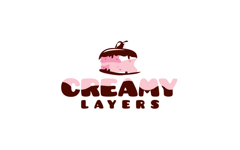 Cake Makers & Decorations Logo Design