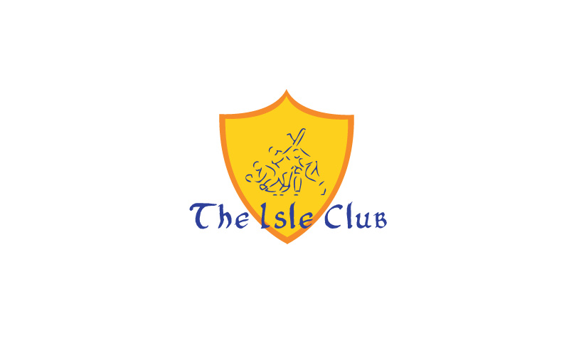 Cricket Clubs Logo Design