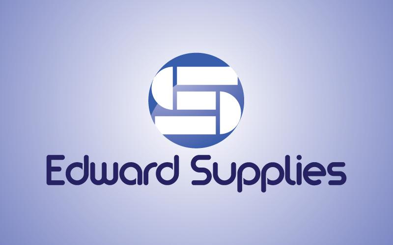 Cutting Services & Supplies Logo Design